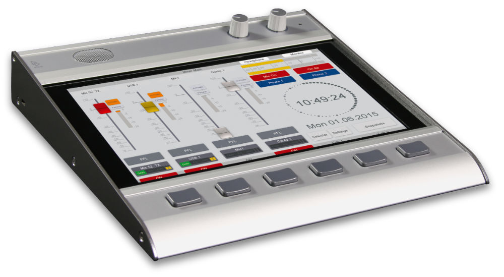 52/TX - Touch Mixer - DHD audio