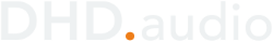 DHD.audio Mobile Logo
