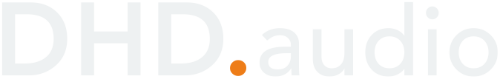 DHD.audio Mobile Retina Logo
