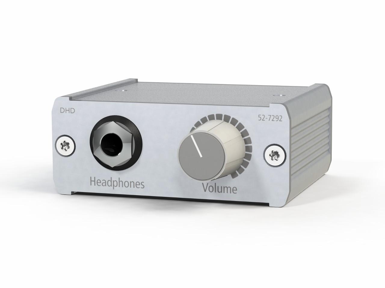 52-7292A | Headphone Potentiometer Box - DHD.audio